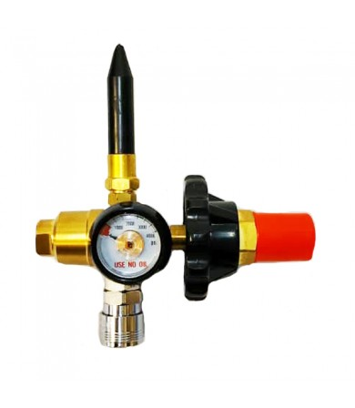 Gas Nozzle - Malaysia Two Way Head Nozzle