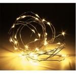 Balloon LED String Light WARM YELLOW - 3M