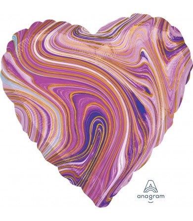 42094 Marblez™ Purple Heart