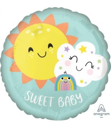 """41673 Sweet Baby Rainbow (18"""")"""