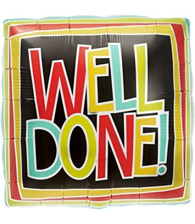 "00776 Well Done ( 18"" )"