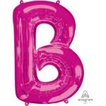 "35404 - Letter B - Pink (34"")"