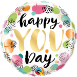 """88073 Happy You Day (18"""")"""
