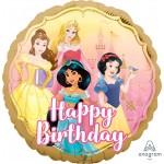 """42386 Princess Once Upon A Time Birthday   (18"""")"""