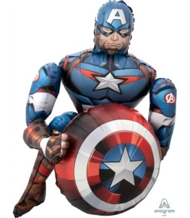 40713 Avengers Captain America - Air Walker