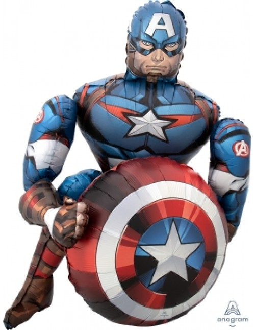 40713 Avengers Captain America - Air Walker