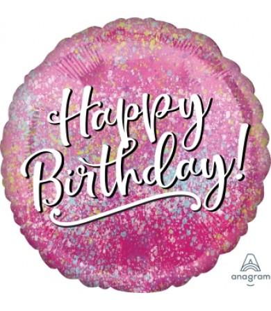 "41746 Birthday Pink Fabulous (18"")"