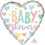 "41648 Baby Shower Love (18"")"
