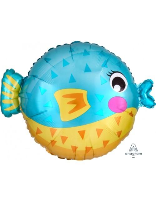 "41200 Puffer Fish - (21"")"