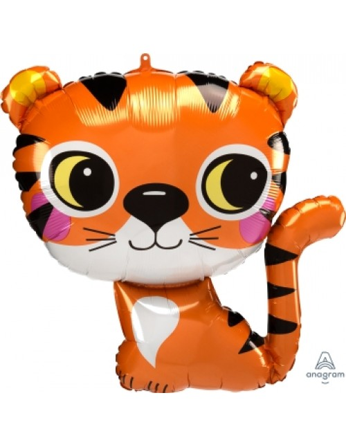 41221 Tiger - SuperShape