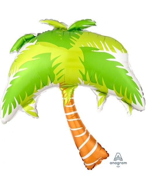 28950 Summer Scene Palm Tree - SuperShape