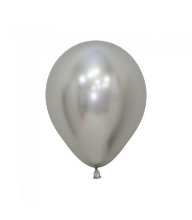 """Sempertex 12"""" Reflex Silver 981"""