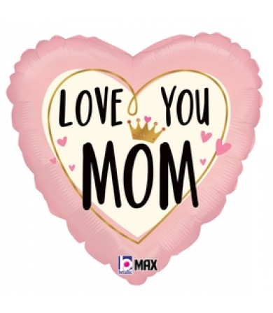 26095P - Love You Mom Crown (18')