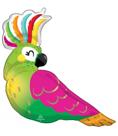 42673 Tropical Parrot - SuperShape