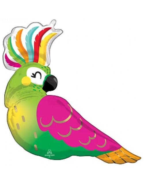 42673 Tropical Parrot - SuperShape