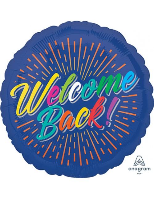 """41173 Welcome Back Burst (18"""")"""