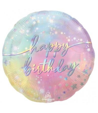 """42996 Luminous Birthday (18"""")"""