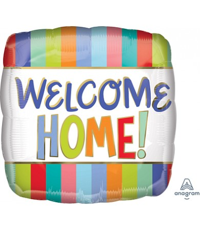 "41174 Welcome Home Stripes (18"")"