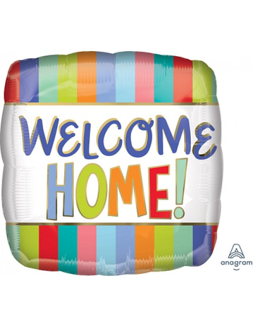 """41174 Welcome Home Stripes (18"""")"""