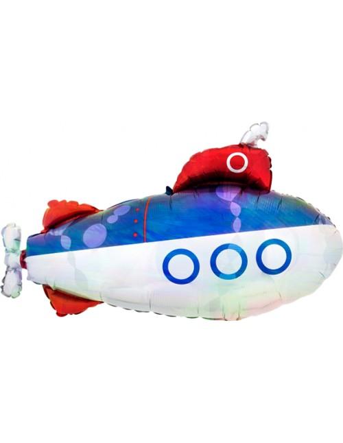 41569 Iridescent Submarine - SuperShape