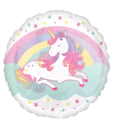 "42895 Enchanted Unicorn (18"")"