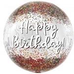 """41812 Happy Birthday Sequins (16"""")"""