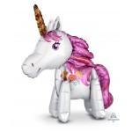 43083 Enchanted Unicorn- Multi Balloon
