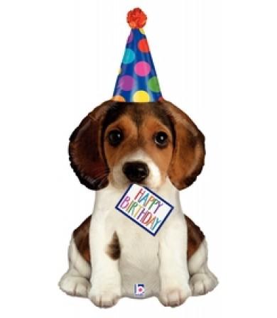 "35561P Birthday Puppy (41"")"