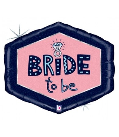 """25110P Bride To Be (25"""")"""