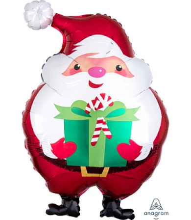 "40108 Jovial Santa - (20"")"