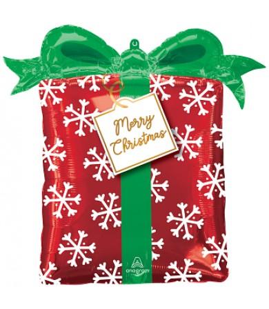 43341 Christmas Present - Supershape