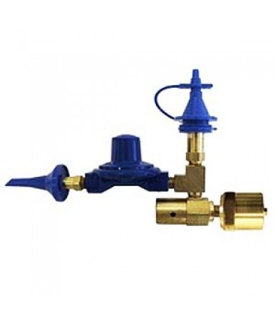 Soft-Touch Push Valve - 52547