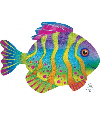 32850 Colorful Fish - SuperShape