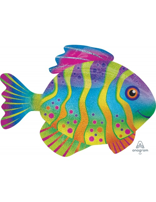 32850 Colorful Fish - SuperShape