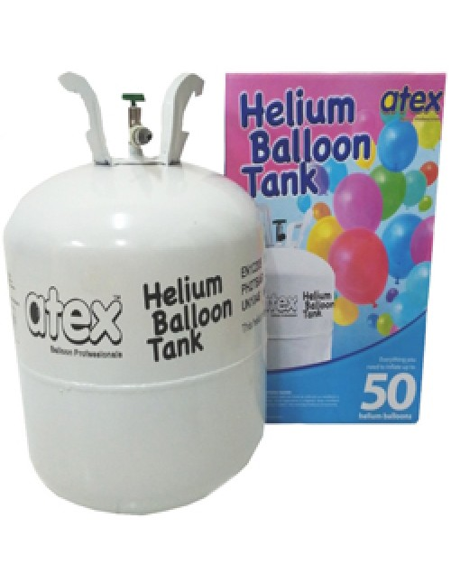 Balloon Gas - Atex Disposable Gas Tank