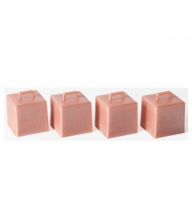 65 Gram Cube Weight ™ - Metallic Rose Gold