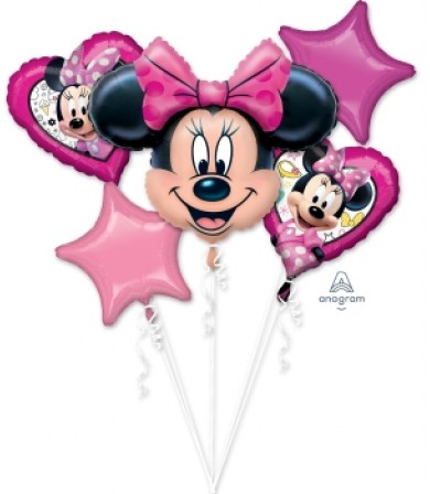 36232 Minnie Happy Helpers - Bouquet