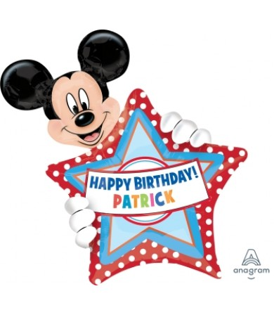 "26364 Mickey Mouse Birthday (24"")"