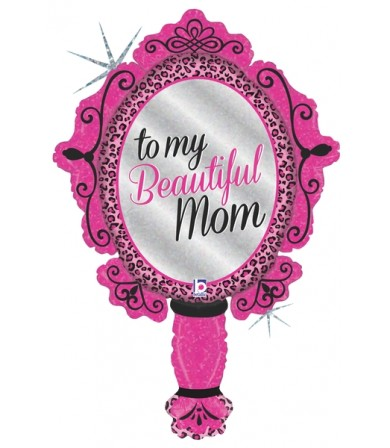 "35228P - Beautiful Mom Mirror (39"")"
