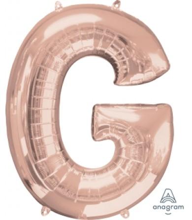 "34"" Letter G"
