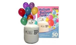 Balloon Gas